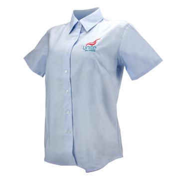 UNITE Ladies Short Sleeved Shirt
