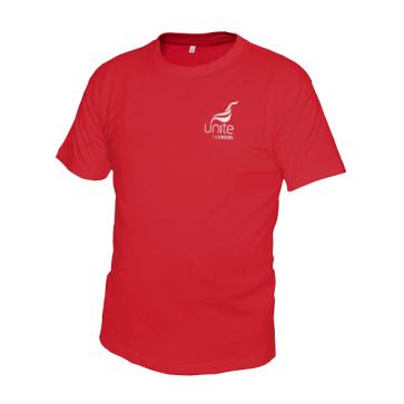 Unite Red T-Shirt