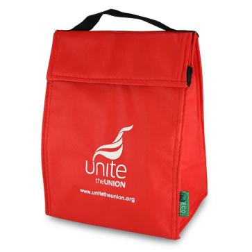 UNITE Red Eco-Friendly Cool Bag