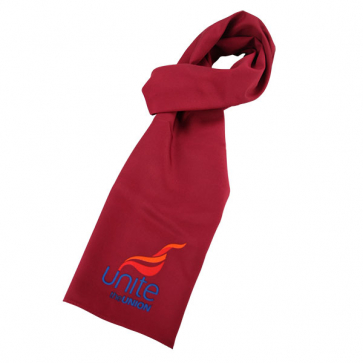 UNITE Maroon Ladies Scarf