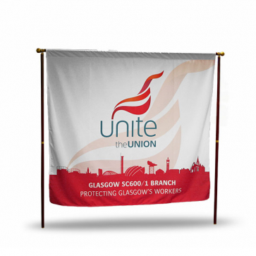 UNITE Personalised Ceremonial Banner