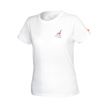 UNITE Ladies Fairtrade T-shirt White