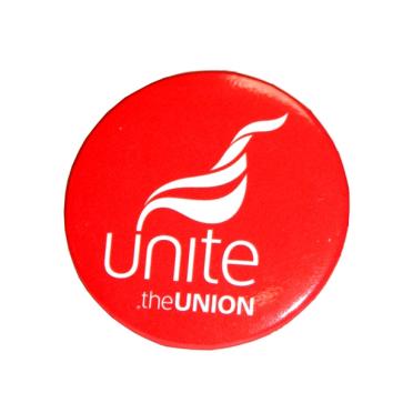 UNITE - Tin Badge 38mm
