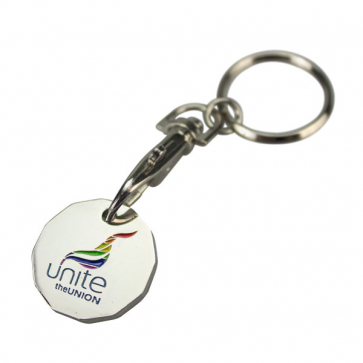 UNITE LGBT Trolley Coin