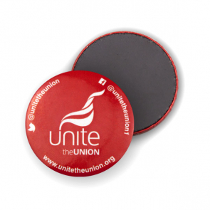 UNITE 45mm Fridge Magnet