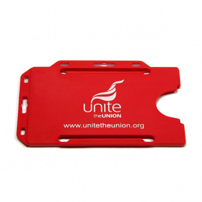 UNITE ID Badge Holder