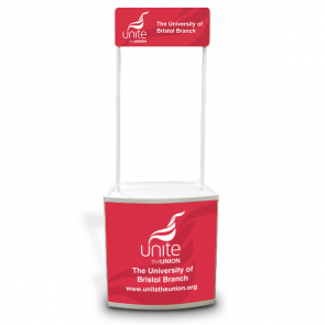 UNITE Personalised Demo Stand