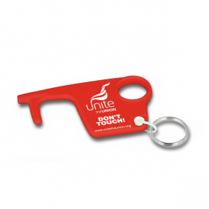 Hygiene Hook Keyring (Personalised)