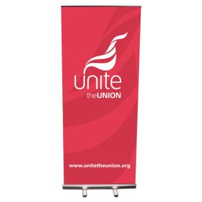 Unite Roller Banner