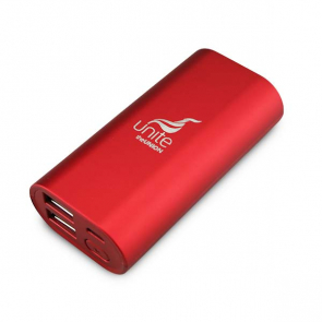 UNITE Red Squid Mini Powerbank - 4000mAh