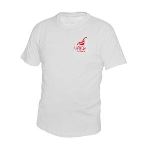 Unite White  T-Shirt