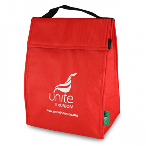 UNITE Red Eco-Friendly Cool Bag