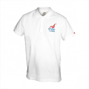 Mens Fairtrade Polo Shirt White