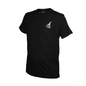 UNITE Mens Fairtrade T-shirt Black