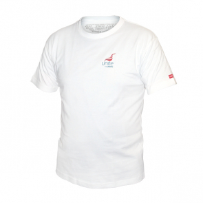 UNITE Mens Fairtrade T-shirt White