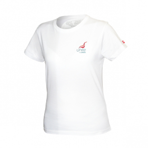 Ladies Fairtrade T-shirt White