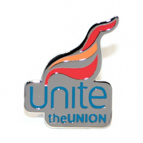 UNITE NEW Flame Badge