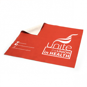 UNITE IN HEALTH - Mousemat  / Screen Cleaner
