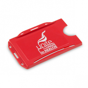 UNITE IN HEALTH - ID Card Holder - Landscape