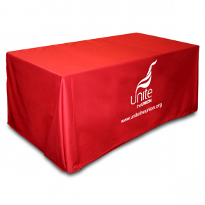 3m x 1.5m Table Cloth (Personalised)