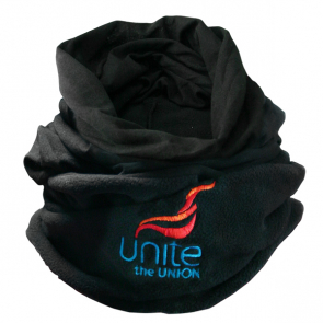 Unite Black Suprafleece Morf/Snood