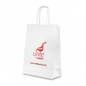 Large Paper Carrier Bag